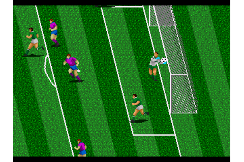 Tecmo World Cup 93 Download Game | GameFabrique