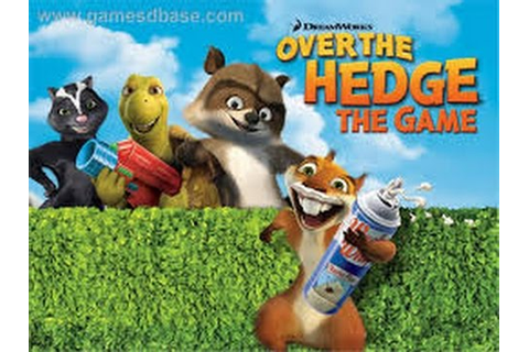 Over the Hedge: The Game Playthrough (PC) part 1 - YouTube