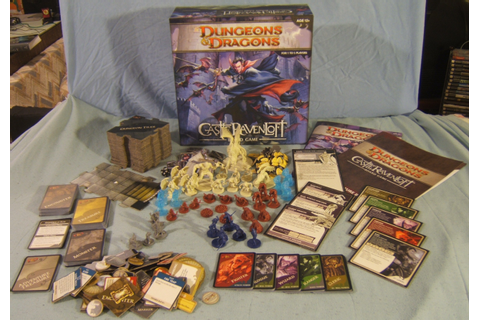 Dungeons & Dragons: Castle Ravenloft - De Spelvogel
