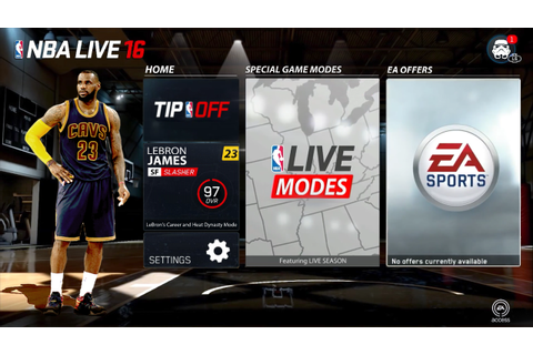 NBA 2KLIVE16 Features: What Makes This Mod Special ...
