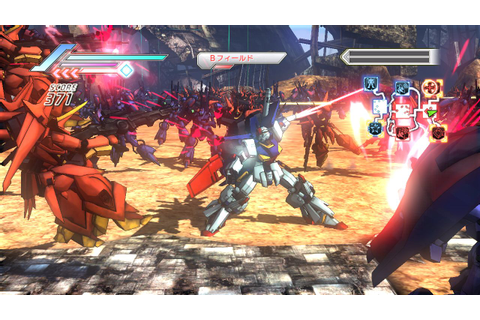 Preview: Dynasty Warriors: Gundam 3