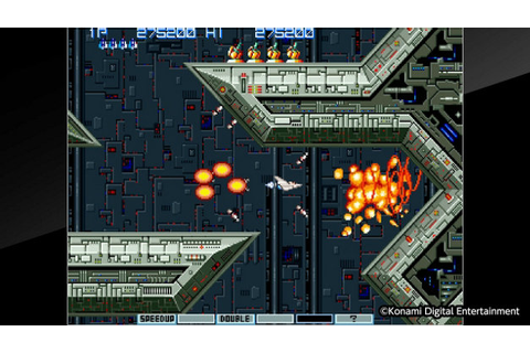Arcade Archives GRADIUS II Game | PS4 - PlayStation