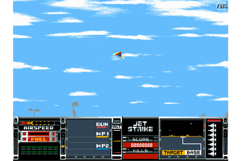 Download Jetstrike - My Abandonware