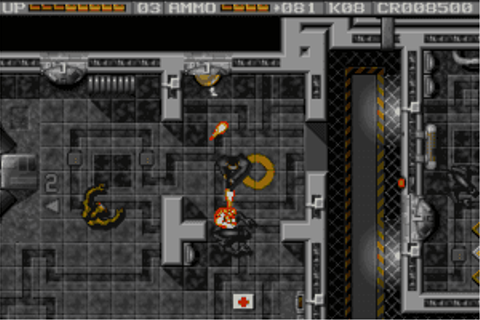 Download Alien Breed: Tower Assault - My Abandonware