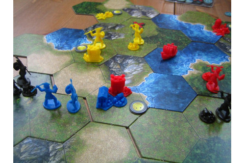 Hiew's Boardgame Blog: November 2013