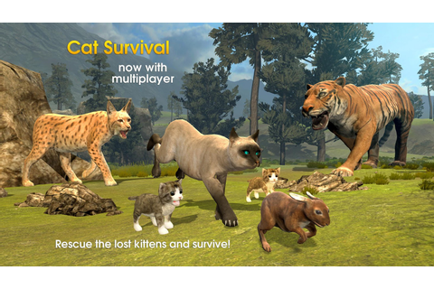 Cat Survival Simulator - Android Apps on Google Play