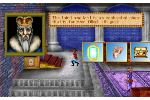 King's Quest: Quest for the Crown VGA Download (2001 ...