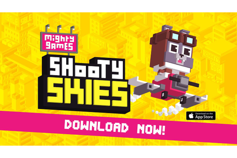 Shooty Skies Review | TouchArcade
