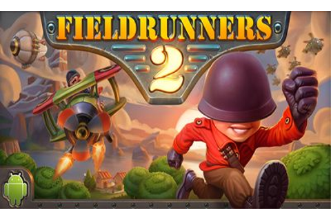 Fieldrunners 2 Android apk game. Fieldrunners 2 free ...