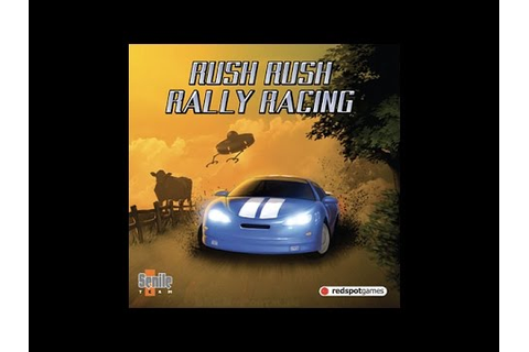 Rush Rush Rally Racing DX (Dreamcast) (Homebrew) - YouTube