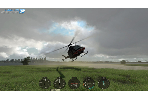 Download Take On Helicopters Full PC Game