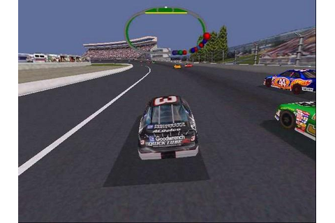 NASCAR Revolution SE Download (1999 Simulation Game)