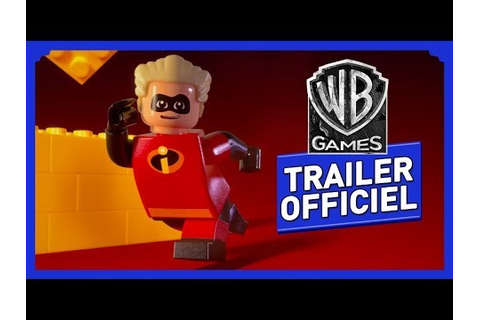 LEGO® Les Indestructibles - Trailer d'Annonce - YouTube