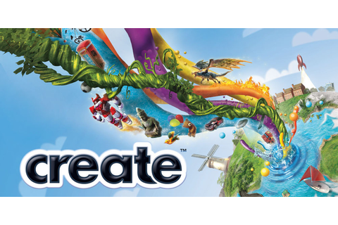 Create | Wii | Games | Nintendo