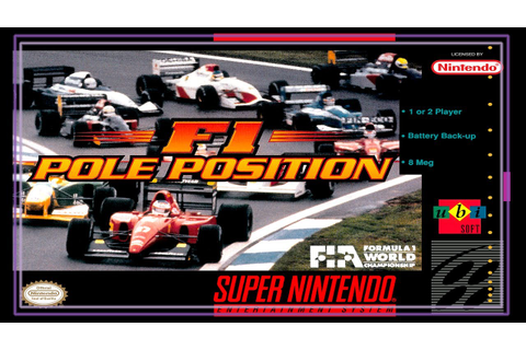 SNES Super Side Quest - Game # 212 - F1 Pole Position [2/2 ...