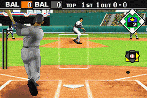 Play Baseball Advance Nintendo Game Boy Advance online ...
