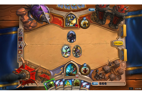 Game boards | Hearthstone: Heroes of Warcraft Wiki ...