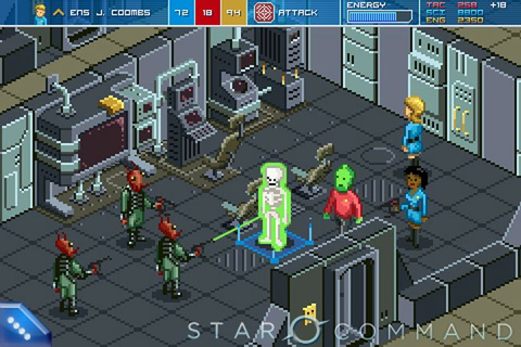 Star Command Debut Game Trailer Beams In (video)