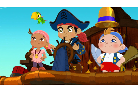 Jake and The Never Land Pirates | Disney Junior | Malaysia
