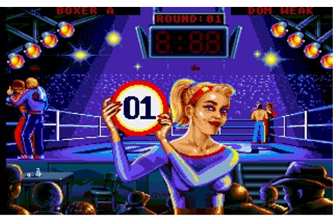 Panza Kick Boxing (Amiga) Game Download