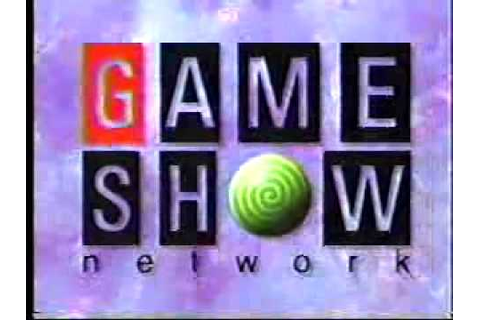 Game Show Network Station ID (1996-1997) - YouTube