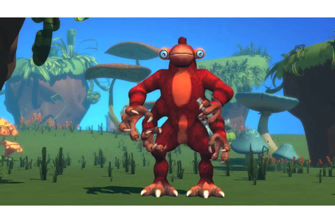 Spore Hero and Hero Arena Teaser Trailer - YouTube