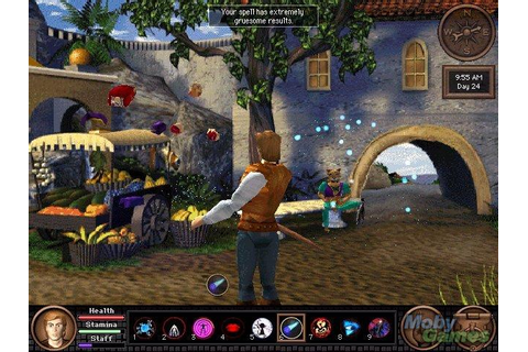 games: Quest for Glory V : Dragon Fire