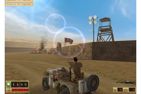 WWII Desert Rats Game - Free Download Full Version For Pc