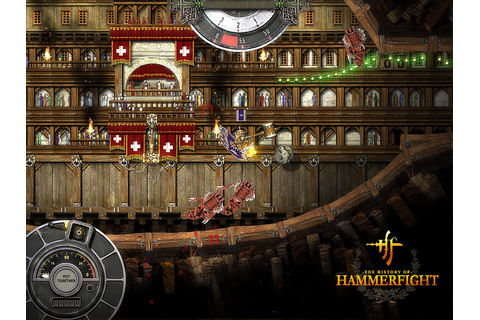Hammerfight on Steam