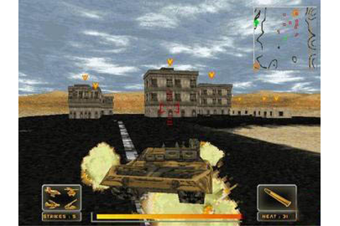 Gulf War Operation Desert Hammer Gulf Wa screenshot