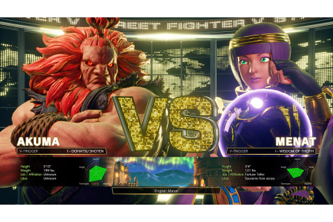 Street Fighter V: Arcade Edition Review (PS4)