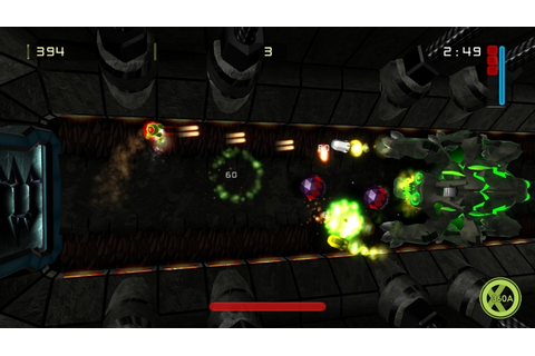 XboxAchievements.com - Mutant Storm Empire Screenshot 12 of 24