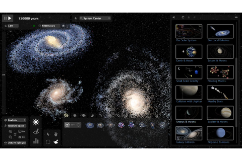 Download Universe Sandbox Full PC Game