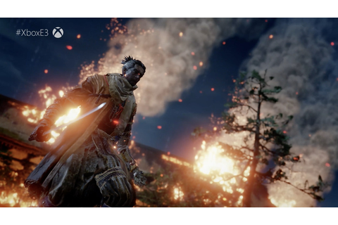 See the first gameplay for Sekiro: Shadows Die Twice, from ...
