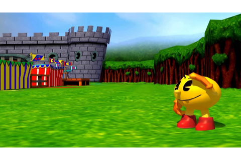 Pac-Man: Adventures in Time - Maze 19: Jousting Tournament ...