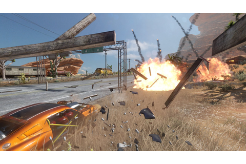 New Games: FLATOUT 4: TOTAL INSANITY (PC, PS4, Xbox One ...