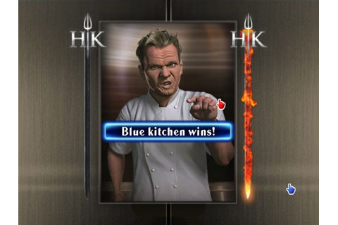 Ubisoft Serves Up Hell's Kitchen: The Video Game