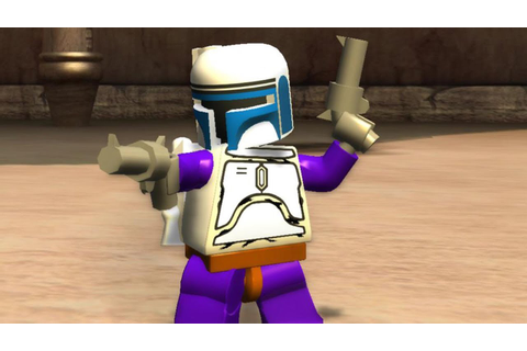 LEGO Star Wars The Complete Saga Walkthrough Part 10 ...