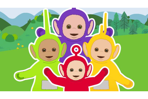 Teletubbies Play Day - CBeebies - BBC