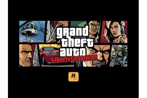 Classic PS2 Game Grand Theft Auto Liberty City Stories on ...
