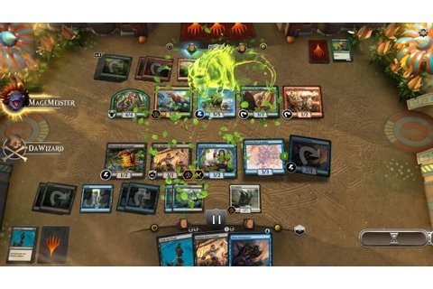 Magic: The Gathering Arena will eventually add new cards ...