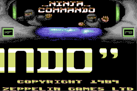 Download Ninja Commando - My Abandonware