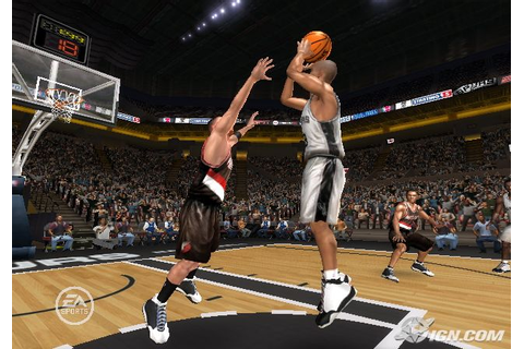 NBA Live 08 Review - IGN