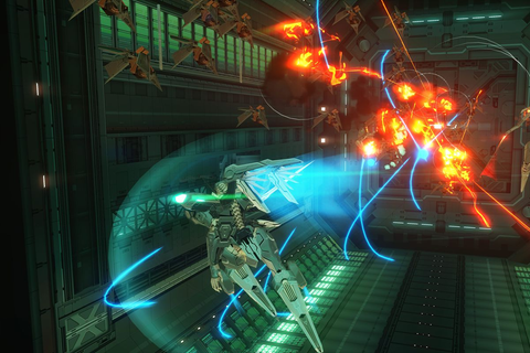 Zone of the Enders 2 looks gorgeous in 4K, chaotic in VR ...