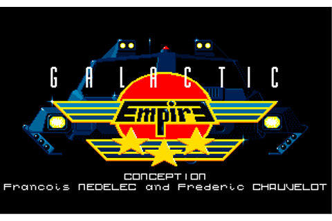 Download Galactic Empire - My Abandonware