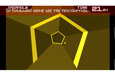 Super Hexagon Game and Download. - YouTube