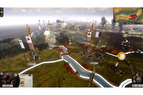 Total War Shogun 2 Game - Free Download Full Version For PC