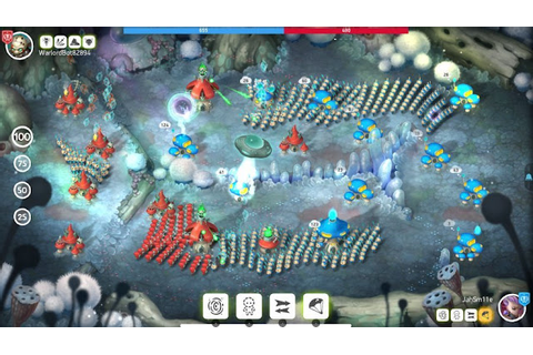 Review: Mushroom Wars 2 (Nintendo Switch) - Digitally ...