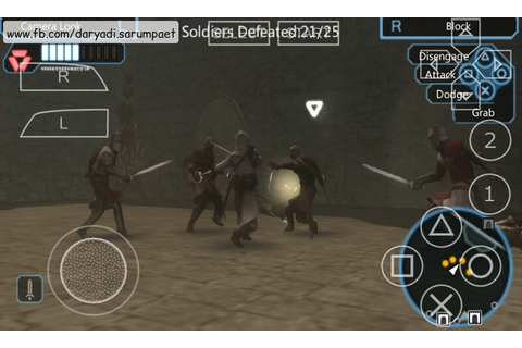 Assassin's Creed Bloodlines PSP Game Review on Android ...