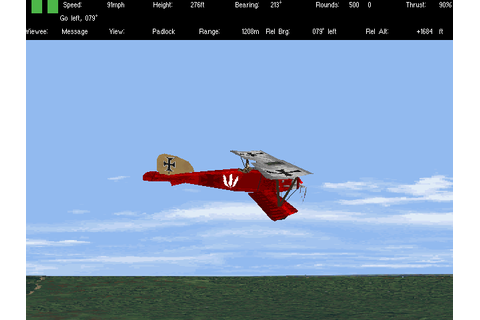Flying Corps Gold Download - Old Games Download